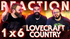 Lovecraft Country 1×6 Reaction