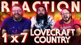 Lovecraft Country 1×7 Reaction