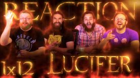 Lucifer 1×12 Reaction EARLY ACCESS