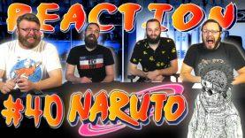 Naruto 40 Reaction EARLY ACCESS