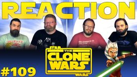 Star Wars: The Clone Wars 109 Reaction EARLY ACCESS