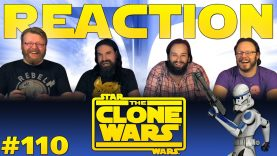 Star Wars: The Clone Wars 110 Reaction EARLY ACCESS