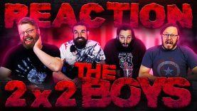 The Boys 2×2 Reaction
