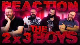 The Boys 2×3 Reaction