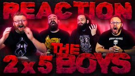 The Boys 2×5 Reaction