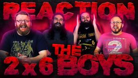 The Boys 2×6 Reaction