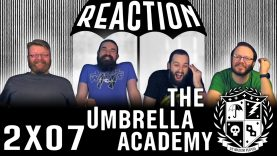 The Umbrella Academy 2×7 Reaction EARLY ACCESS