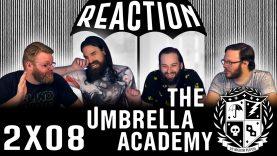 The Umbrella Academy 2×8 Reaction EARLY ACCESS