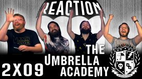 The Umbrella Academy 2×9 Reaction EARLY ACCESS