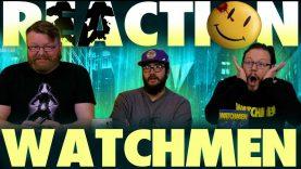 Watchmen Movie Reaction