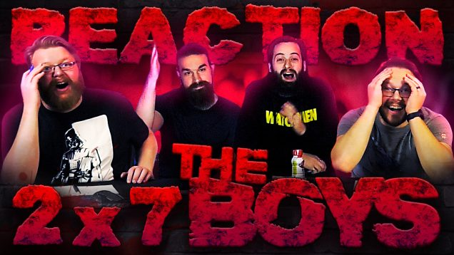 The Boys 2×7 Reaction Thumbnail