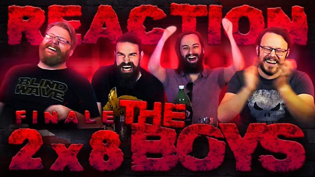 The Boys 2×8 Reaction Thumbnail