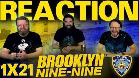 Brooklyn Nine-Nine 1×21 Reaction