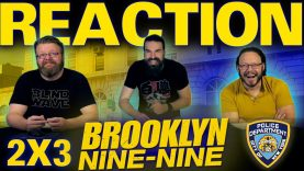 Brooklyn Nine-Nine 2×3 Reaction