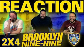 Brooklyn Nine-Nine 2×4 Reaction