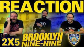 Brooklyn Nine-Nine 2×5 Reaction