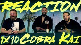 Cobra Kai 1×10 Reaction