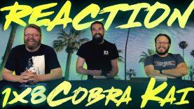 Cobra Kai 1×8 Reaction