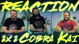 Cobra Kai 2×2 Reaction