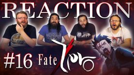 Fate/Zero 16 Reaction