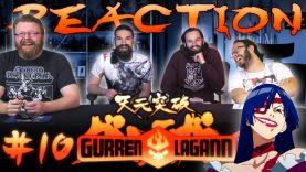 Gurren Lagann 10 Reaction