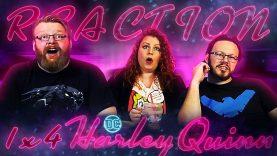 Harley Quinn 1×4 Reaction
