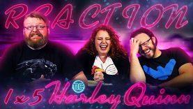 Harley Quinn 1×5 Reaction