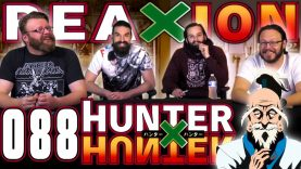 Hunter x Hunter 88 Reaction