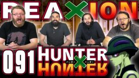Hunter x Hunter 91 Reaction