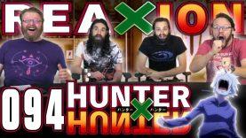 Hunter x Hunter 94 Reaction