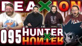 Hunter x Hunter 95 Reaction