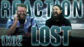 Lost 1×2 Reaction