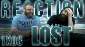 Lost 1×3 Reaction