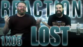 Lost 1×5 Reaction