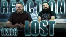 Lost 1×8 Reaction