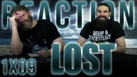Lost 1×9 Reaction