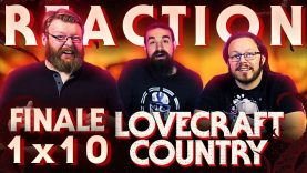 Lovecraft Country 1×10 Reaction