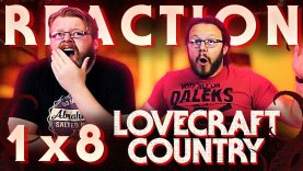 Lovecraft Country 1×8 Reaction