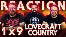 Lovecraft Country 1×9 Reaction