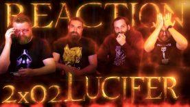 Lucifer 2×2 Reaction