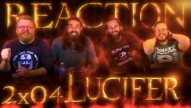 Lucifer 2×4 Reaction