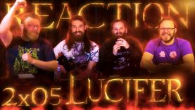 Lucifer 2×5 Reaction