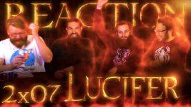 Lucifer 2×7 Reaction