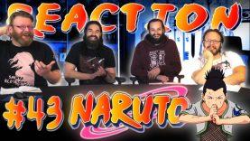 Naruto 43 Reaction