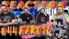 Naruto 44 Reaction