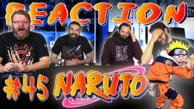 Naruto 45 Reaction