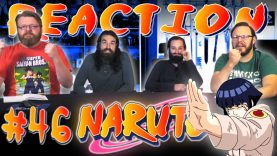 Naruto 46 Reaction