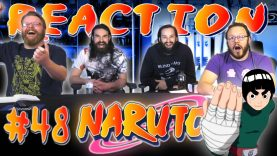 Naruto 48 Reaction