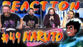 Naruto 49 Reaction