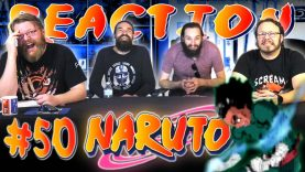 Naruto 50 Reaction